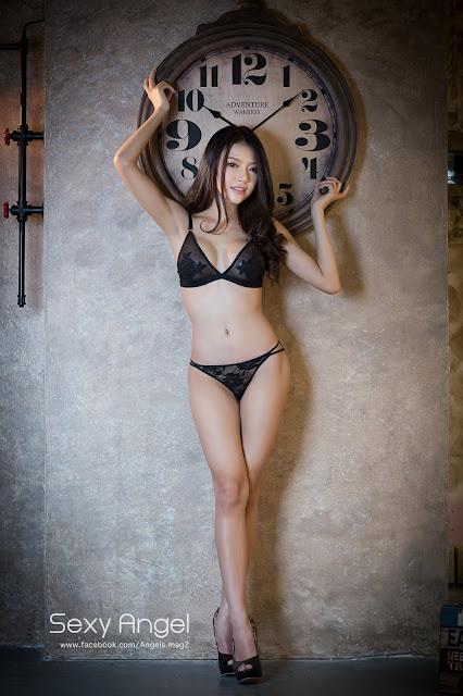 Hot girls Thai porn model Nirada Guernongkun 4