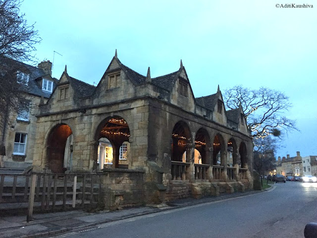 Aditi's Pen - Photo Friday - Cotswolds: Exploring the English Countryside
