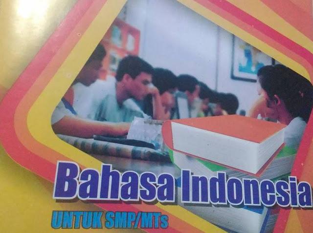 gambar Unduh Soal Persiapan UTS Bahasa Indonesia Kelas 8 Tahun 2016/2017