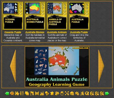 Australia Games