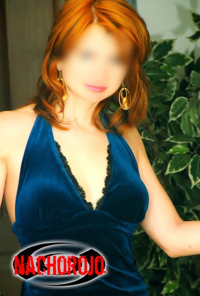 retrato de escort rusa para anuncios de escort