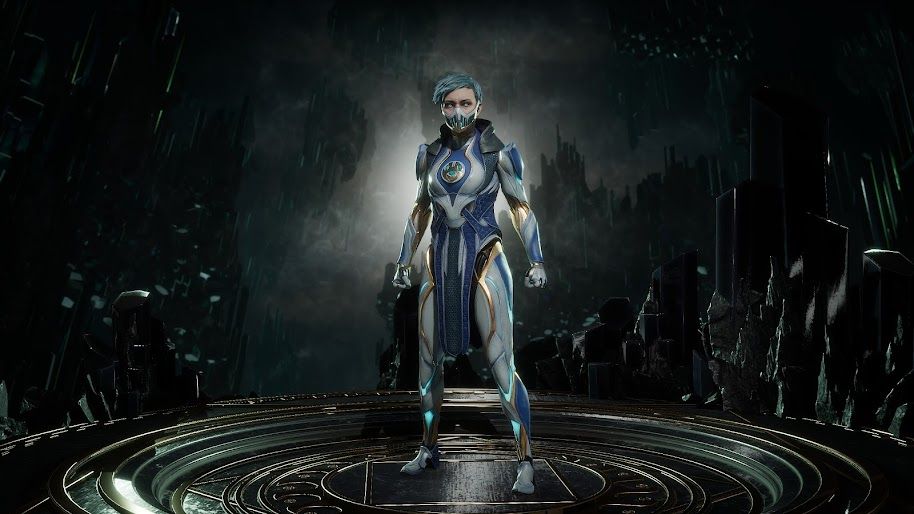 Frost Mortal Kombat 11 4k Wallpaper 117