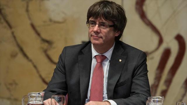 Puigdemont: suspender autogobierno creará una situación más grave