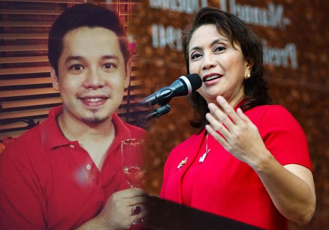 Former UN delegate calls Leni 'boba' for using 'Marcos card'