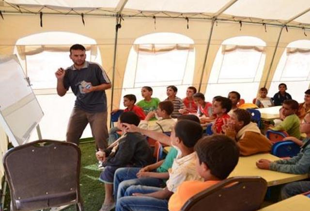 Αύξηση Προϋπολογισμού της δράσης «Ένταξη Προσφυγοπαίδων ηλικίας έως 15 ετών στο Εκπαιδευτικό Σύστημα»