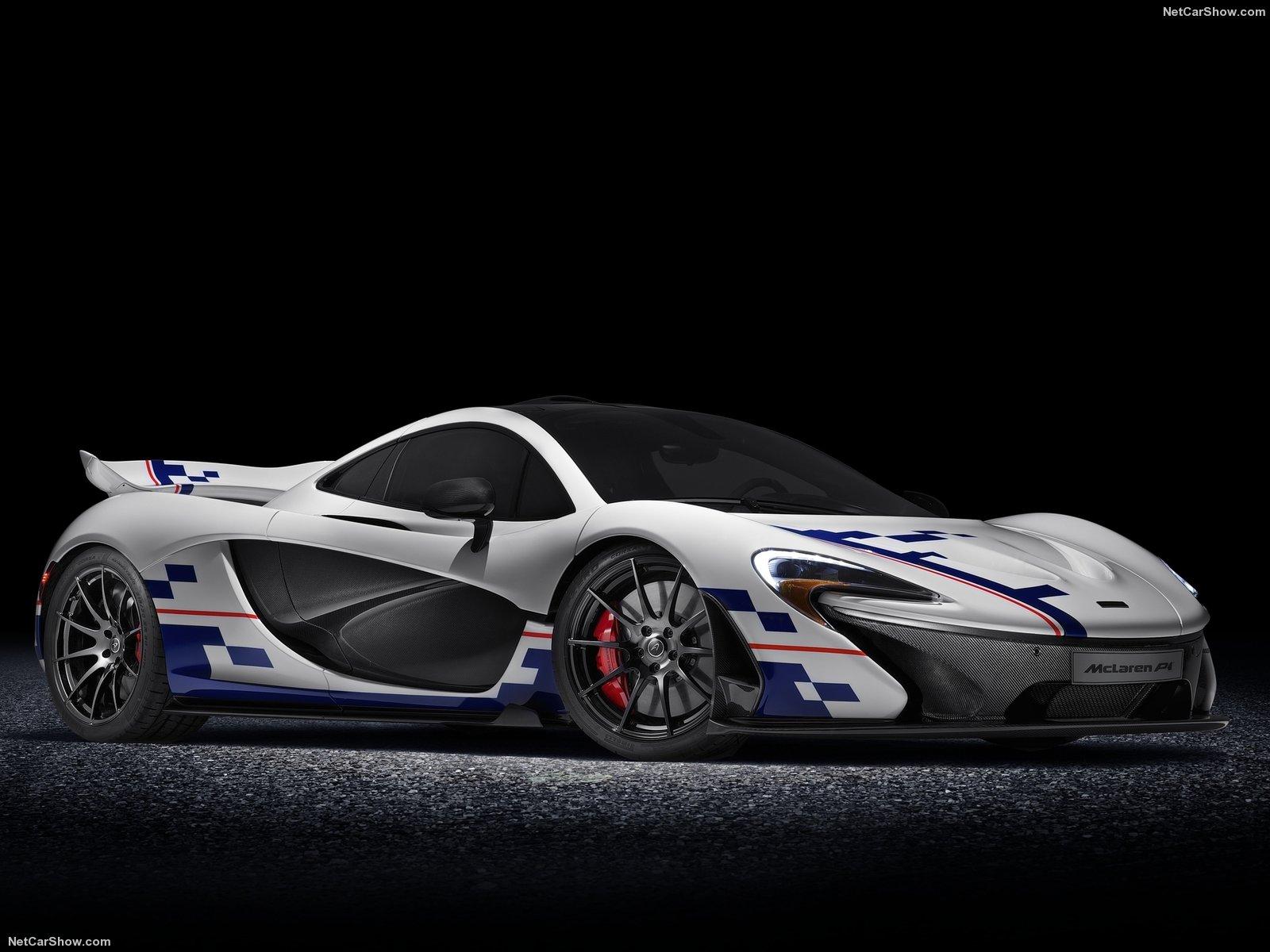 McLaren P1 2015 - Sports Car