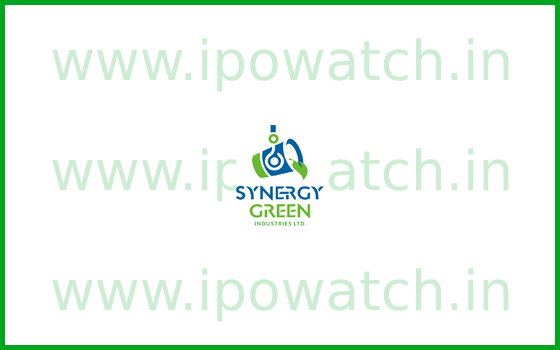 synergy green ipo review dates price band allotment