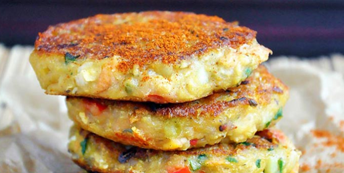 Spicy Vegan Lentil Cakes #vegetarian #yummy