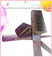Evde Saç Boyama Teknikleri