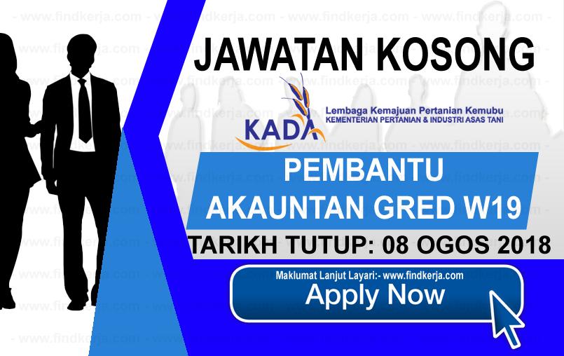 Jawatan Kerja Kosong Lembaga Kemajuan Pertanian Kemubu logo www.ohjob.info www.findkerja.com ogos 2018