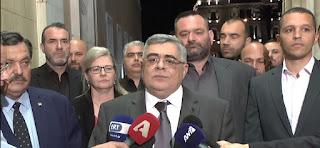 Ν. Γ. Μιχαλολιάκος: Κηρύσσουμε ολοκληρωτικό πόλεμο στην Χούντα του Μνημονίου! ΒΙΝΤΕΟ