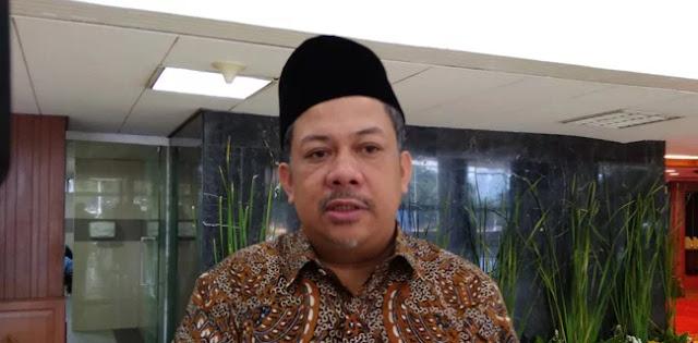 Fahri Hamzah: Jurubicara Jokowi Tidak Ada yang Berkelas
