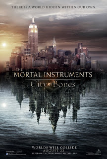 The Mortal Instruments: City of Bones (2013) Poster