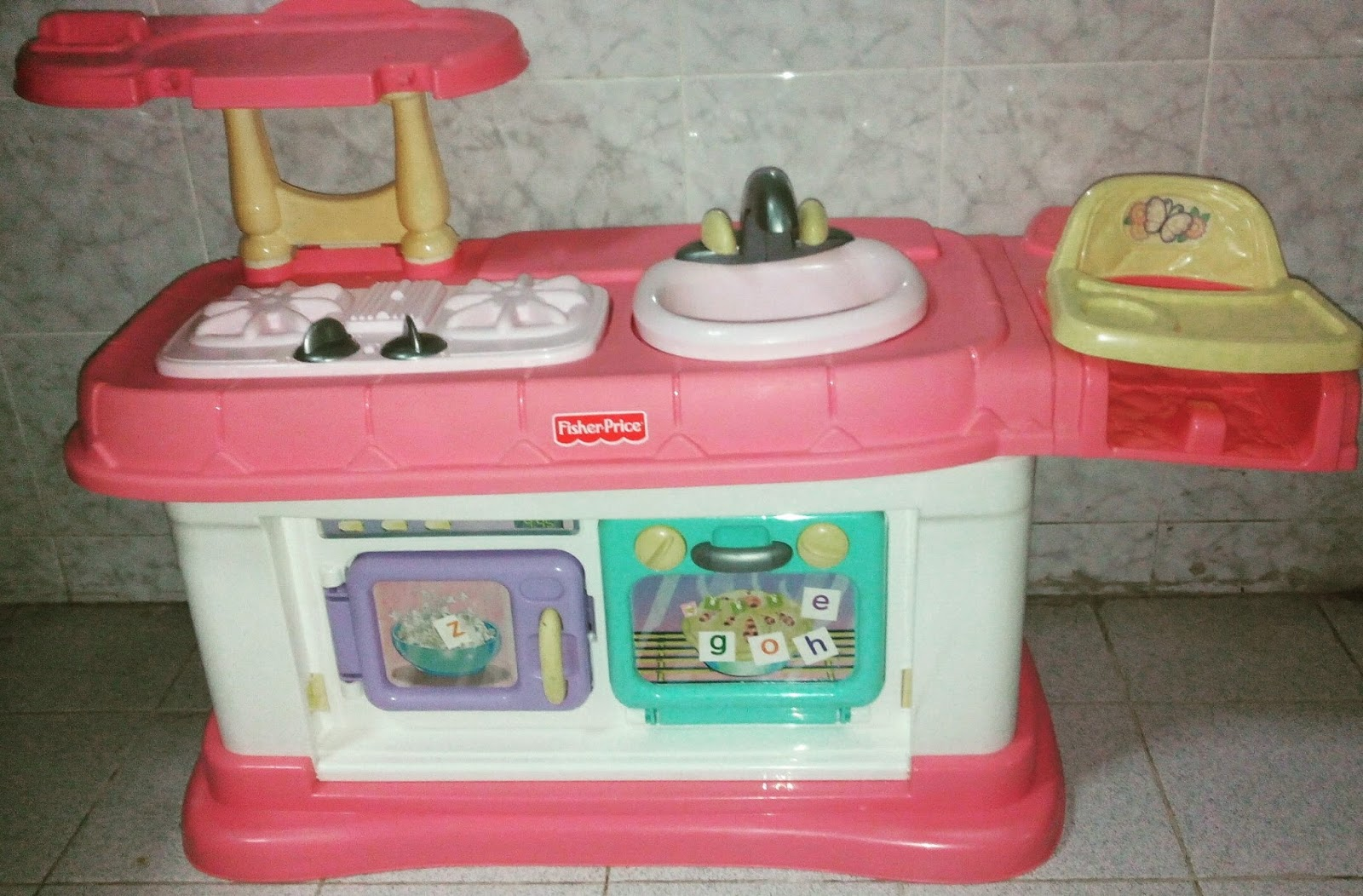 Fisher Price Kitchen Tenderlovingcare Toys Fisher Price Grow With Me Kitchen  .