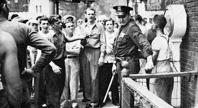Detroit en la década de 1940