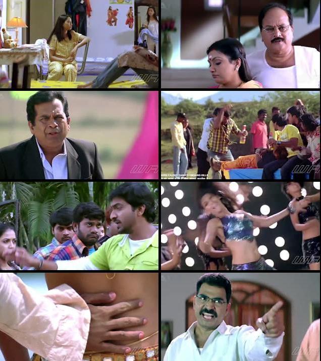 Rowdy Ashique 2015 Hindi Dubbed 720p HDRip