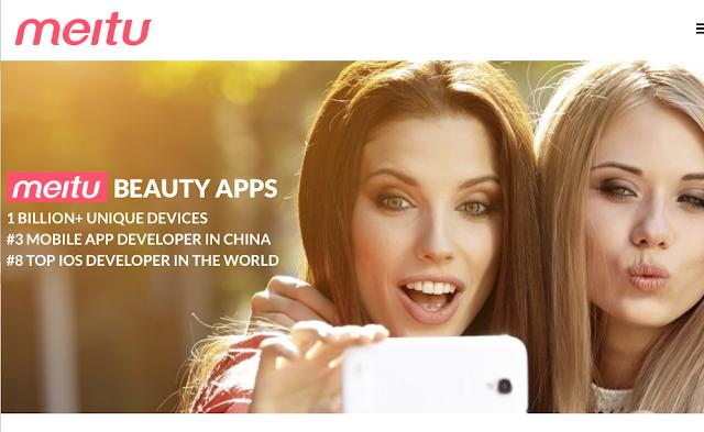 2f6b5eb0e3 App chinês de selfies negocia IPO avaliado em US  5 bi