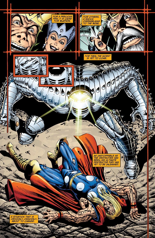 Thor (1998) Issue #37 #38 - English 22