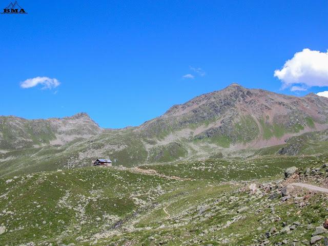 Wandern Paznaun Tirol - Ischgl See - Kappl - Wanderung Rotpleiskopf - outdoorblogger - wanderblog