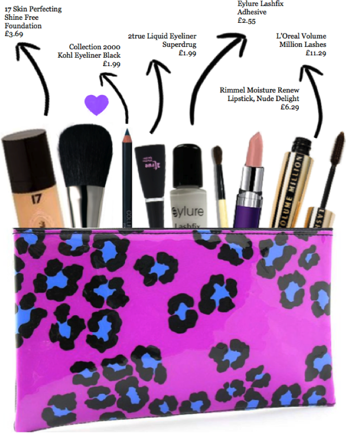 What's In My Make Up Bag? ♥ | Fairytale Kiss - Fashion