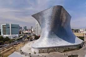 Музей Карлоса Слима на площади Plaza Carso