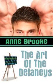 El arte de Delaneys – Anne Brooke