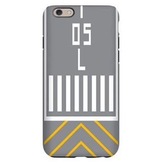 RWY Threshold iPhone case