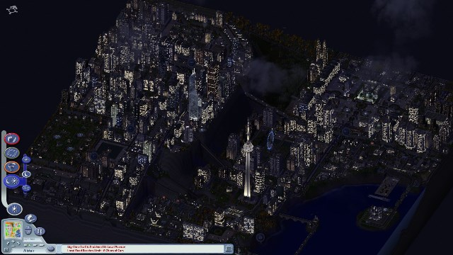 Download SimCity 4 PC Games Gameplay