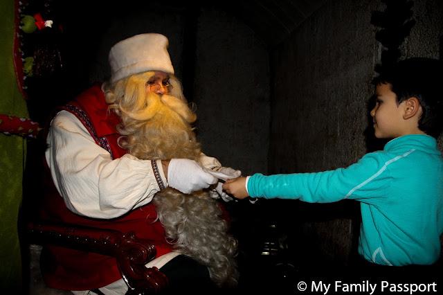 Ver a Papa Noel
