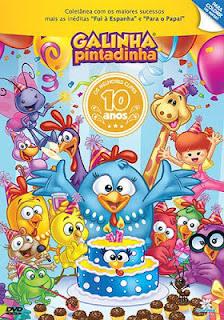 Galinha Pintadinha: 10 Anos – Nacional (2016)