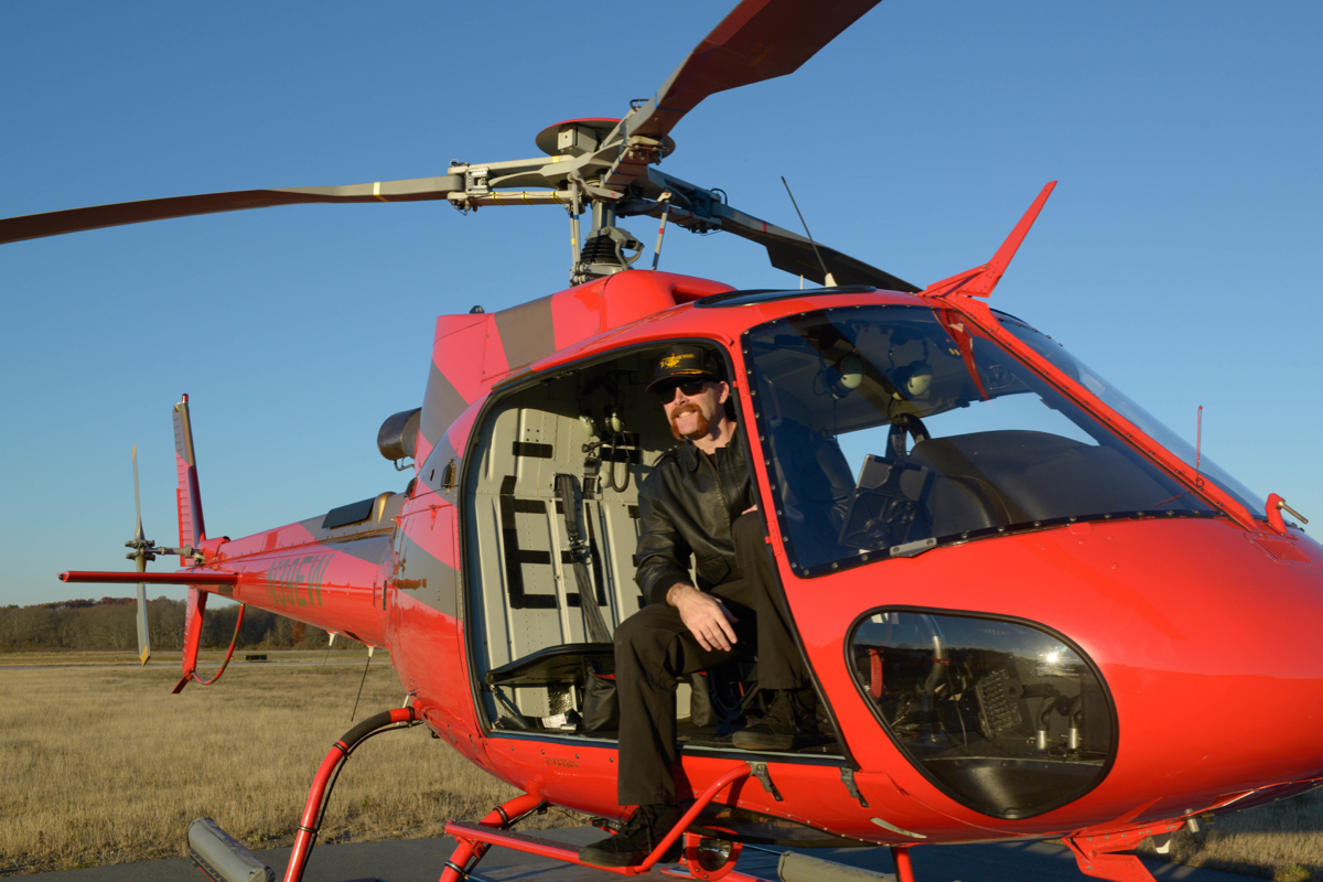 Kathryn's Report: What It's Like to Be a Helicopter Tour ...