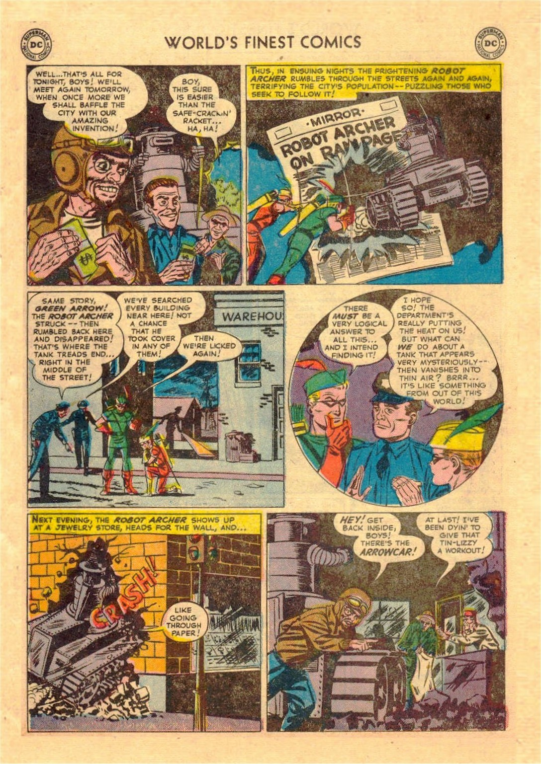Read online World's Finest Comics comic -  Issue #58 - 22