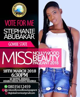 Miss Stephanie Abubakar - Gombe