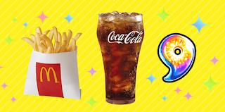 【麥當勞】怪物彈珠免費優惠券
