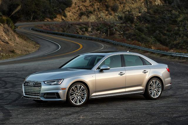 Audi A4 2017 Ultra