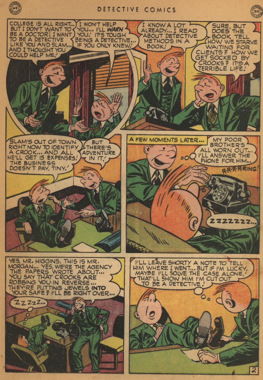 Read online Detective Comics (1937) comic -  Issue #152 - 25