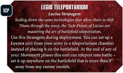Códex Adeptus Mechanicus Lucius
