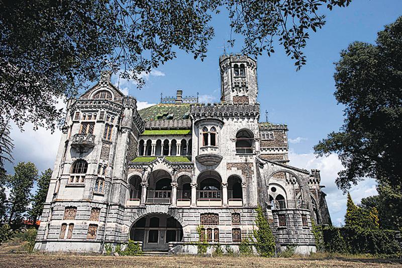 Castelo da Dona Chica - Braga