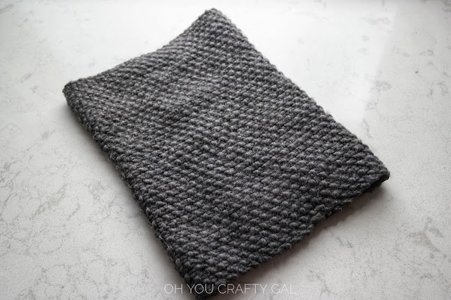 Chunky cowl scarf neckwarmer neck warmer bulky wool