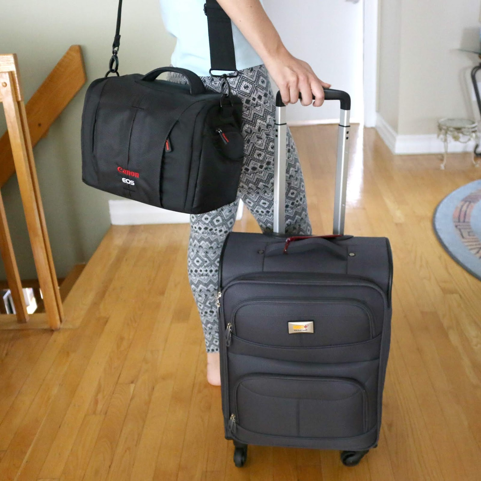 Pack With Me For Europe How To Pack Carry-On Only