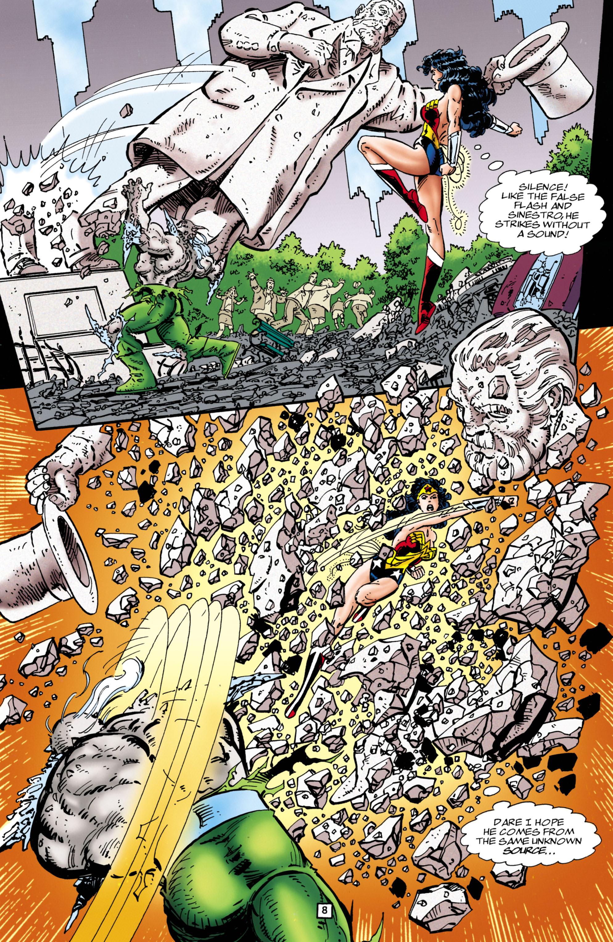 Read online Wonder Woman (1987) comic -  Issue #111 - 8
