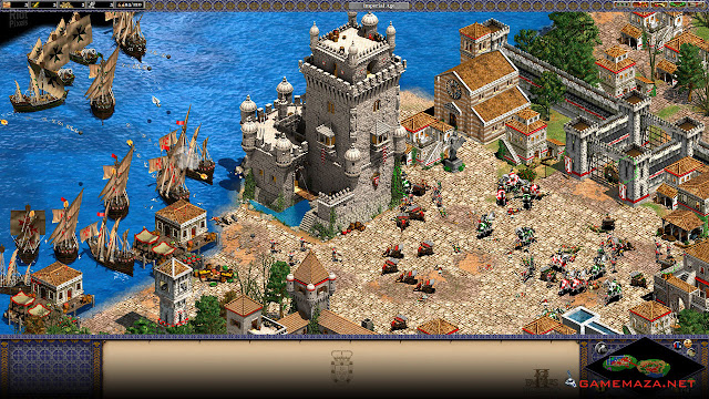 Age of Empires II The African Kingdoms Gameplay Screenshot 2