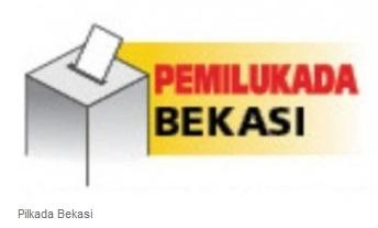 Jadwal Pendaftaran Lima Paslon Peserta Pilkada Bekasi