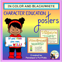https://www.teacherspayteachers.com/Product/End-of-the-Year-Awards-and-Posters-Character-Education-1909141