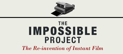 Instant Film : 4x5 Instant Film
