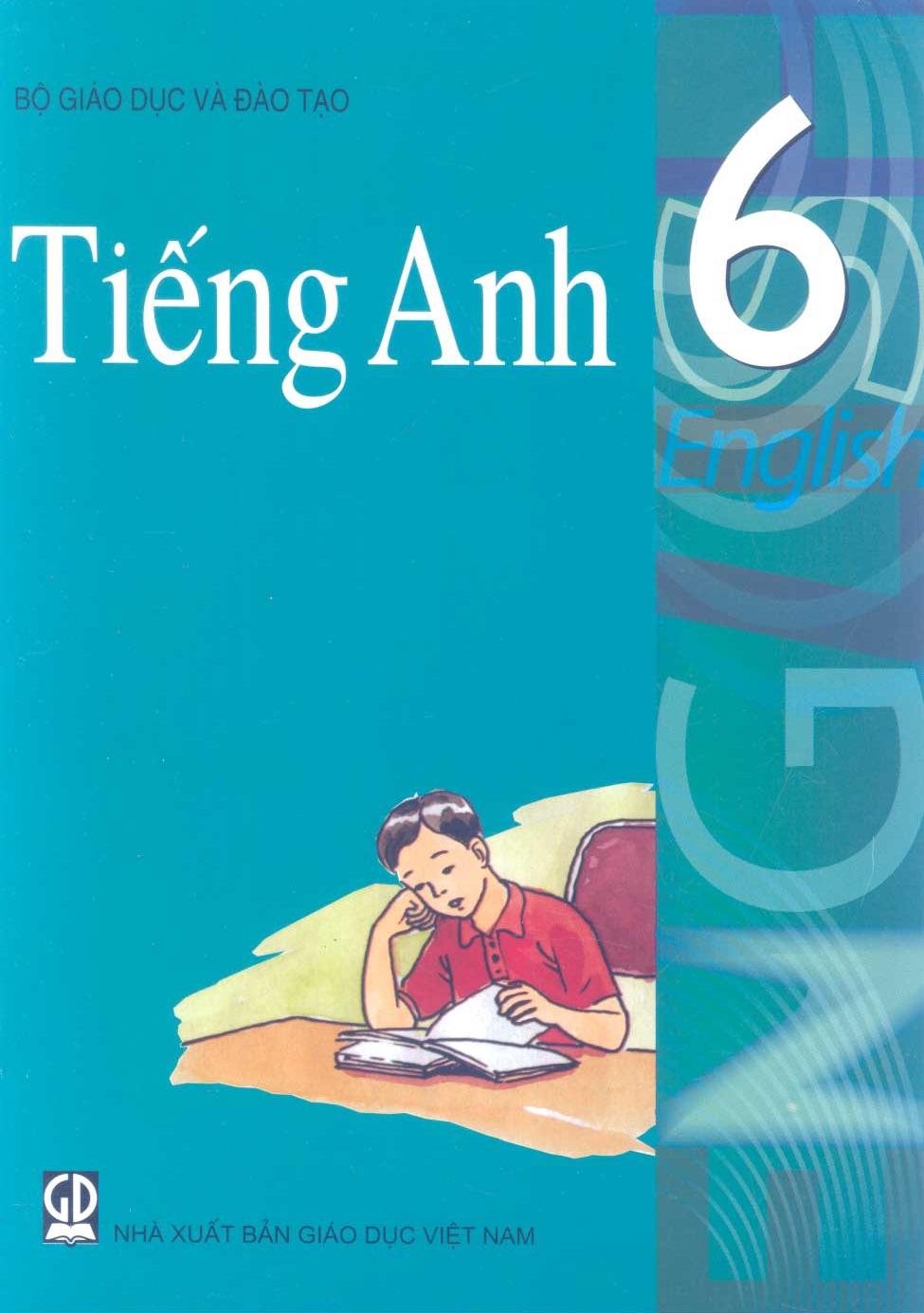 Sách giáo khoa Tiếng Anh 6