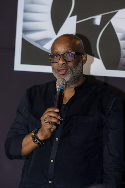 Mo Abudu celebrates Lanre Olusola at 50 - Ruth Osime, TY Bello, Tiwa Savage & more celebrate with fabulous dinner