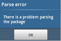 Android_problem_parsing_package_error