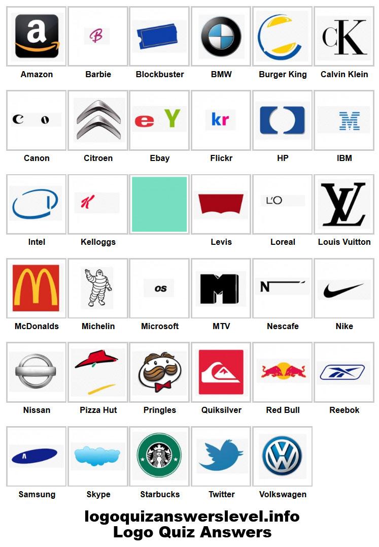 Premier All Logos: Logo Game