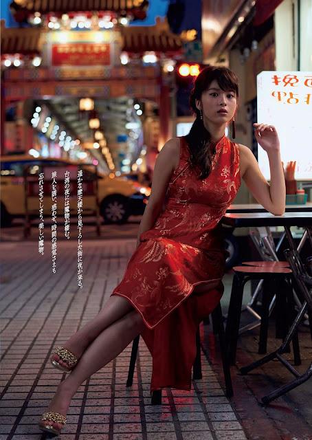 馬場ふみか Baba Fumika Weekly Playboy No 32 2016 Photos 04